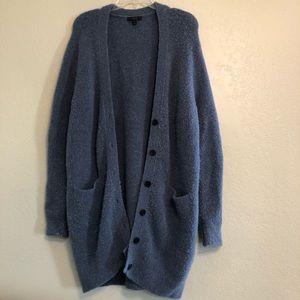 J. Crew Long Super Soft Cardigan Sweater